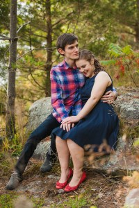 Engagement Session Muskoka _- Toronto Wedding Photographer