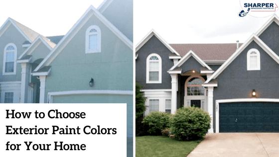 How To Choose Exterior Paint Colors For Your House What Color Should I Paint My House? Home Exterior Paint
