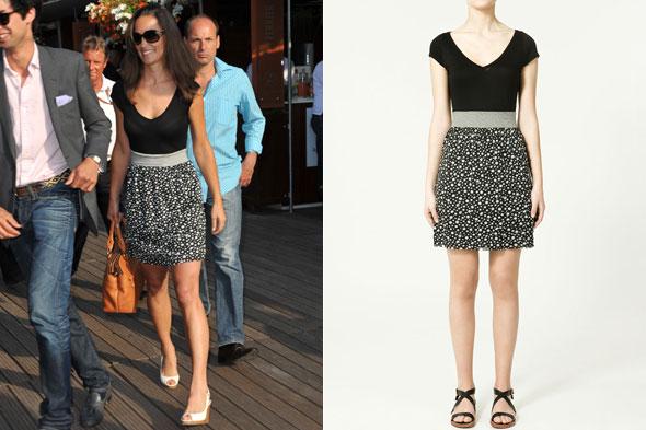 Pippa Zara dress