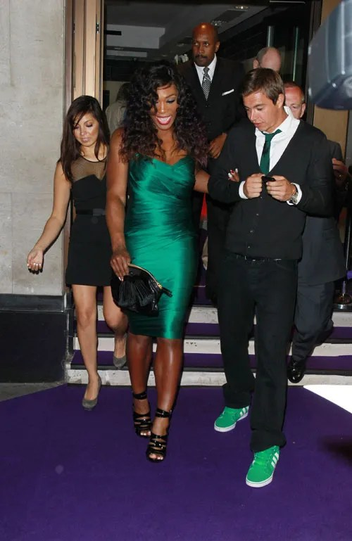 Serena Williams new boyfriend