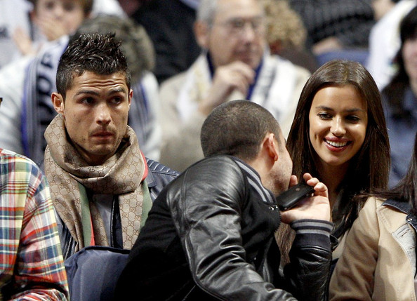 ronaldo with gc scarf