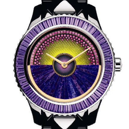 dior watch newest collection