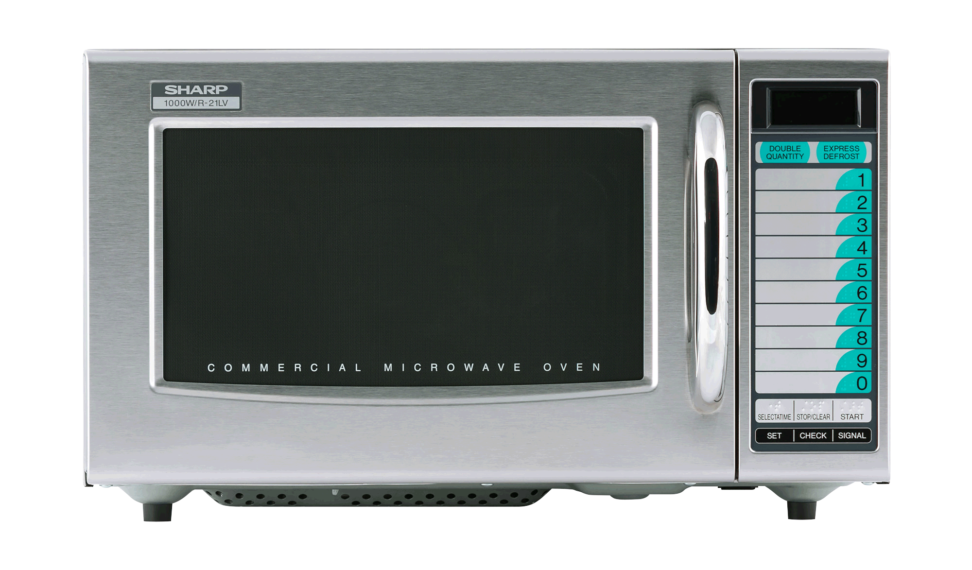 Air Ion R-21lvf | Commercial Microwave | Commercial Appliances | Sharp