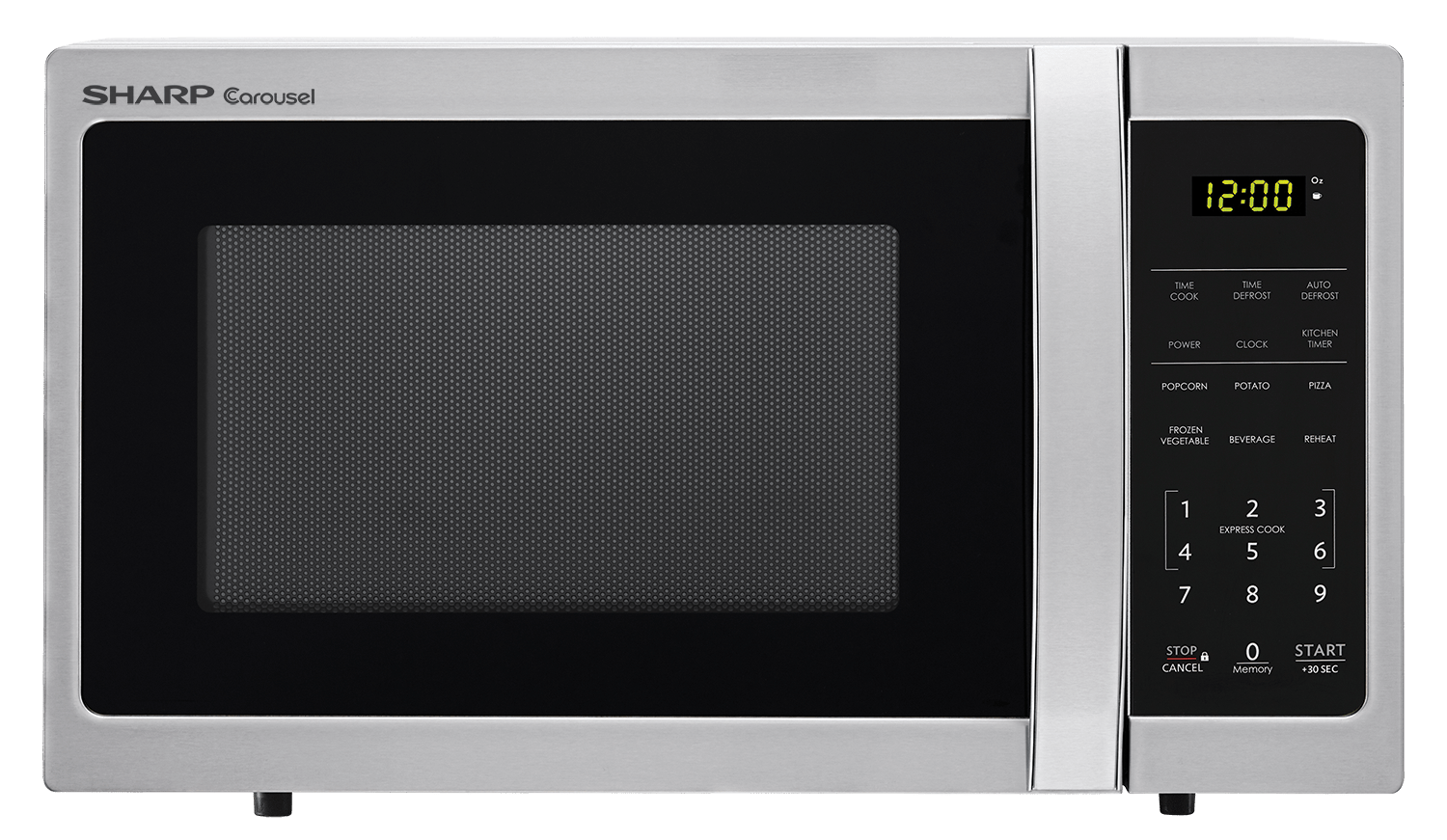Sharp Combimagnetron Handleiding Smc0711bs 7 Cu Ft Stainless Steel Carousel Microwave