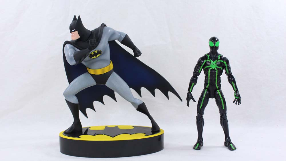 Kotobukiya Batman Animated Series ArtFX+ 110 Scale DC Comics Statue