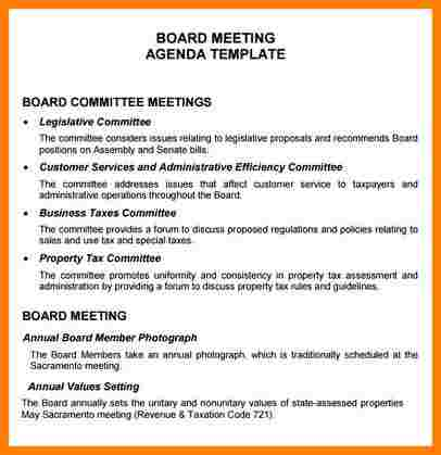 Board Meeting Agenda Template shatterlioninfo - board meeting agenda