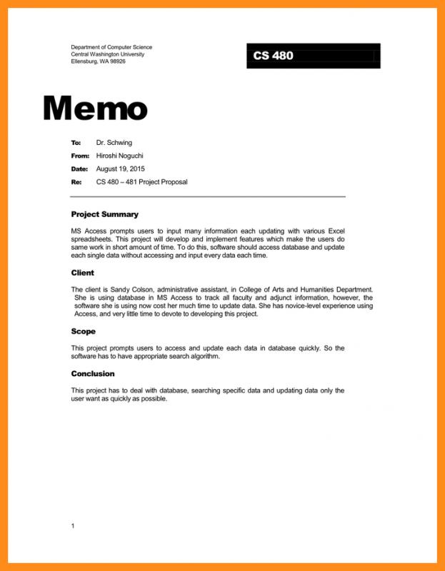 Business Memo Template shatterlioninfo - project memo template