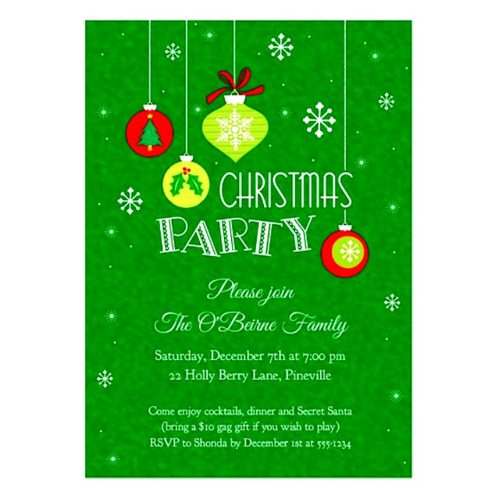 Christmas Flyer Template shatterlioninfo