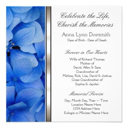 Funeral Announcement Template shatterlioninfo - Funeral Announcements Template