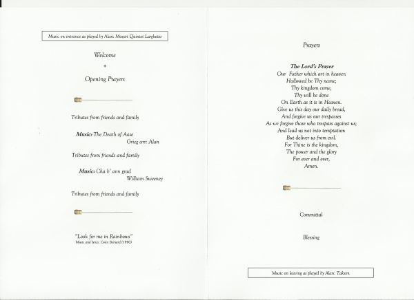 Funeral Service Template Choice Image - Template Design Ideas - funeral service template