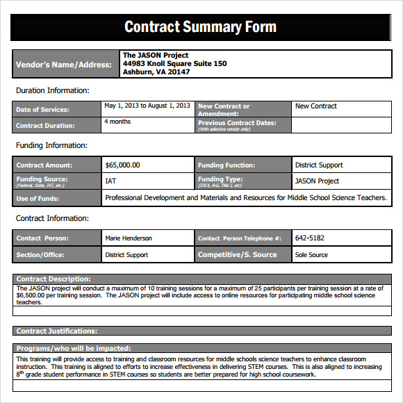 Project Executive Summary Template shatterlioninfo - project executive summary template