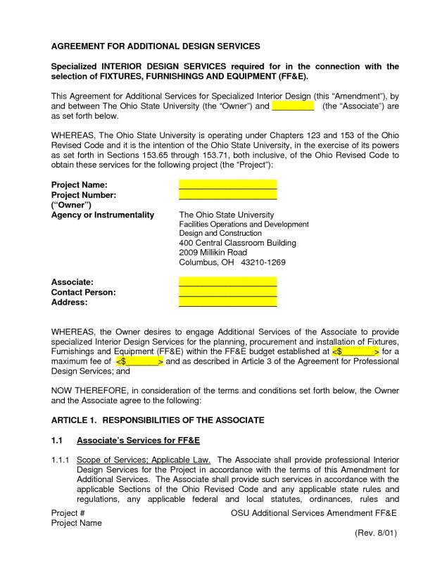 Remodeling Contract Template shatterlioninfo