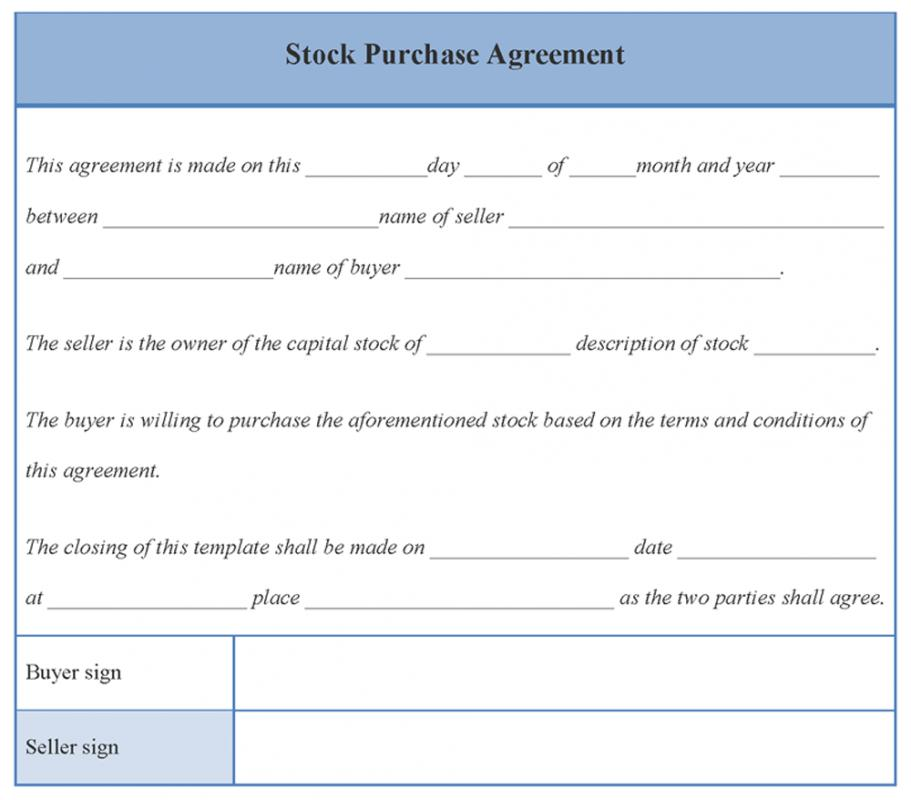 Stock Purchase Agreement Template shatterlioninfo - Stock Purchase Agreement