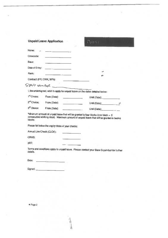 Time Off Request Template shatterlioninfo
