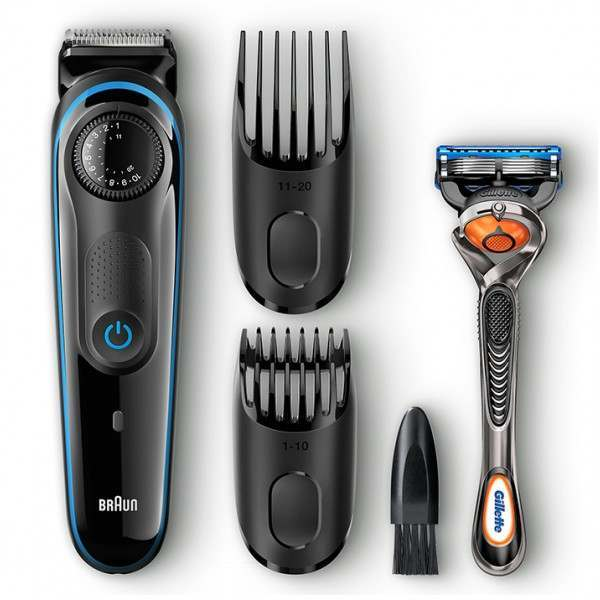 Baard Trimmer Braun Bt3040 Beard Trimmer