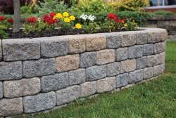 Small Of Easy Garden Wall