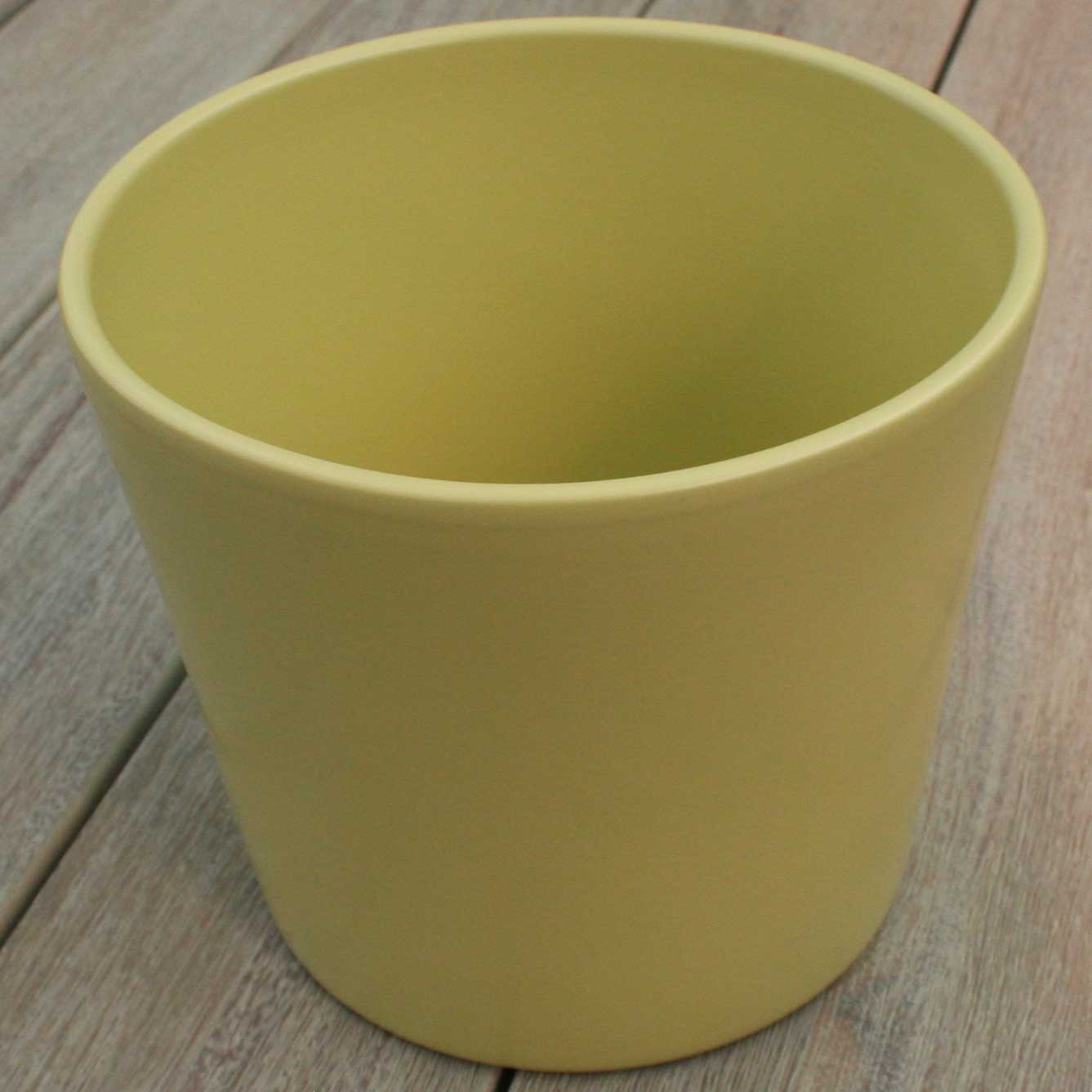 Ceramic Pots For Plants Indoor Ivyline Matt Green Ceramic Plant Pot Cover