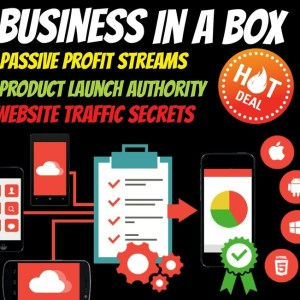 Business in a Box - Shawna Johnson Speaks
