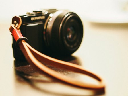 Gordys Camera Strap