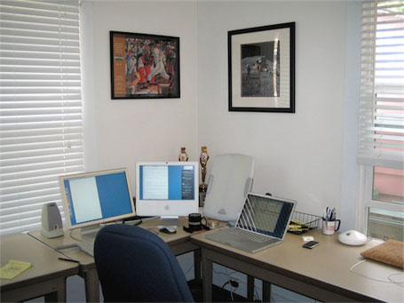 Brent Simmons' Workspace. Where the NetNewsWire magic happens.