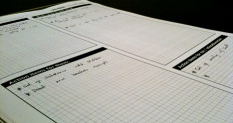 1-on-1 Tracking Form