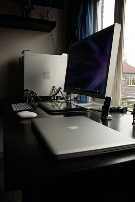 Mac Setup: Sebastiaan de With