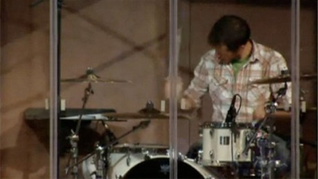 Shawn Blanc Drumming