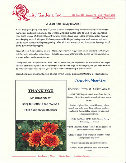 How To Say Thank You To Your Small Business Customers Small