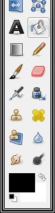 GIMP Bucket Fill Tool