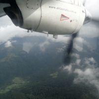 A Scary Flight to Lukla, Nepal