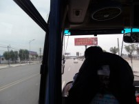 Getting to Pingyao, China