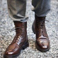 Stylish Mens Boots for Traveling | 2013