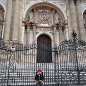 Spring Break in Spain : Málaga