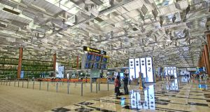 Best Airport for a Layover - Singapore Changi Airport