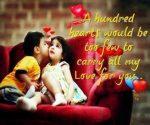 Hindi Shayari Romantic Couple