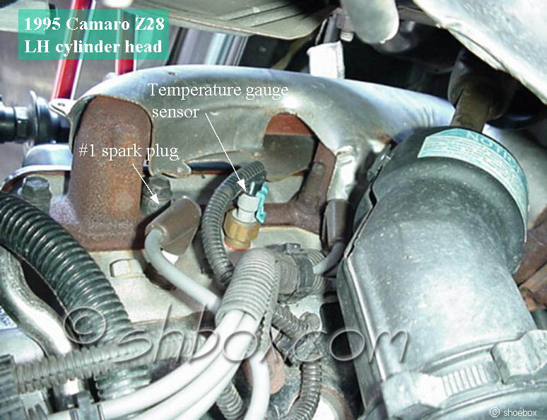 1993-1997 F-Body Part Number Collection