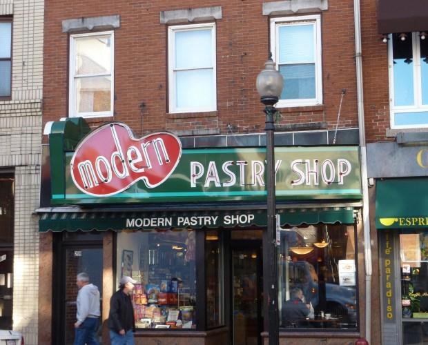 modern pastry