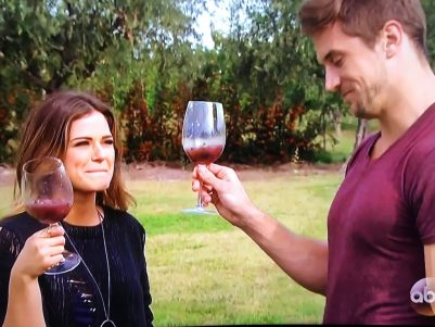 The Bachelorette — JoJo & Jordan Vineyard Date