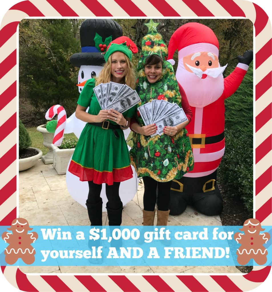 Christmas Gift For A Friend 5 Days Of Fabulous Day 5 Two Friends Will Win 1 000 Each And