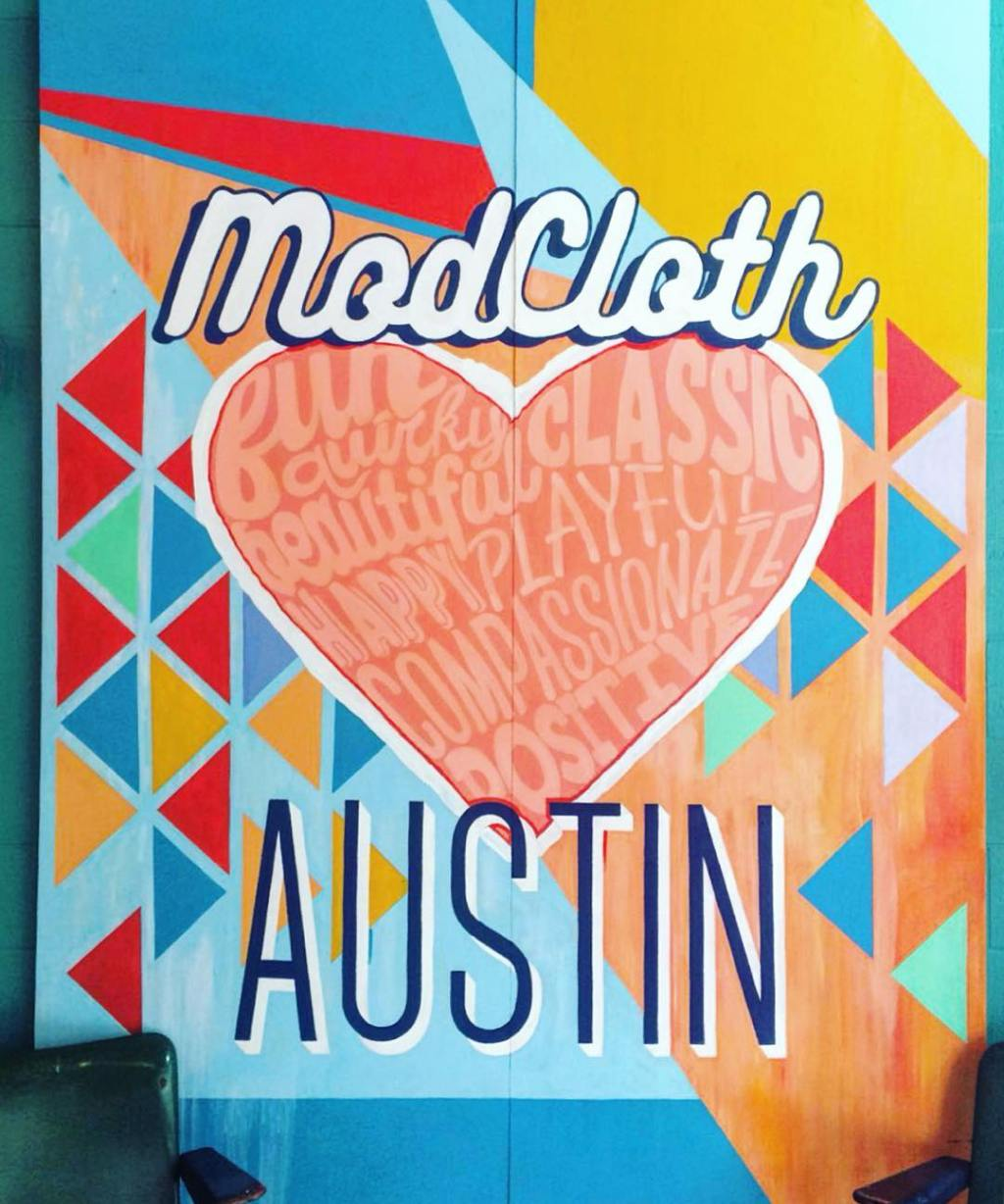 ModCloth IRL | Austin, Texas | Guest Post | She and Hem