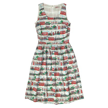 She and Hem | London Streets Dress £65 from Cath Kidston