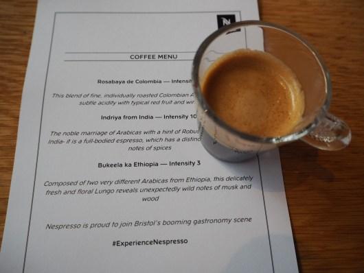 Nespresso @ The Lido