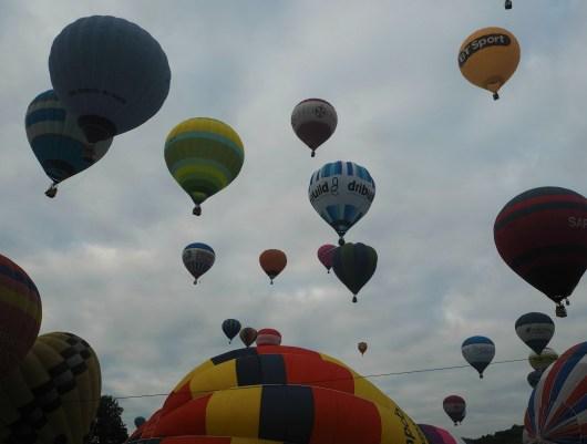 Ballooning Marvelous | She and Hem