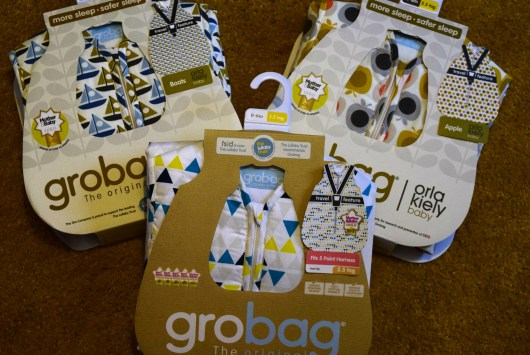 Win a Grobag from The Gro Company | She and Hem Giveaway