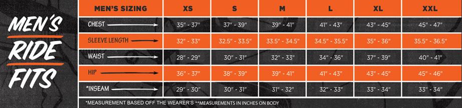 snowboard size chart - Heartimpulsar