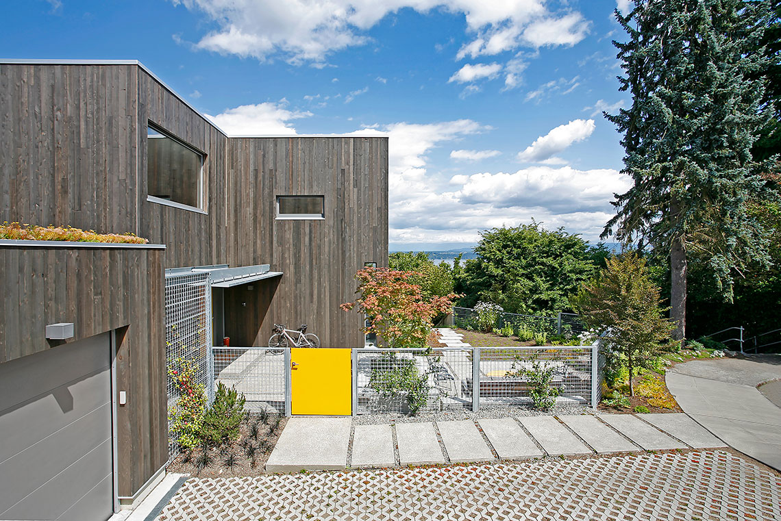 Architectural Design Of Residential Building Shed Architecture Design Seattle Modern Architects