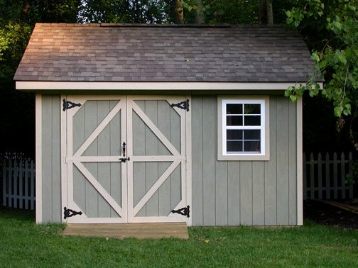 Looking for Plans for Garden Sheds? Shed Blueprints - garden shed design