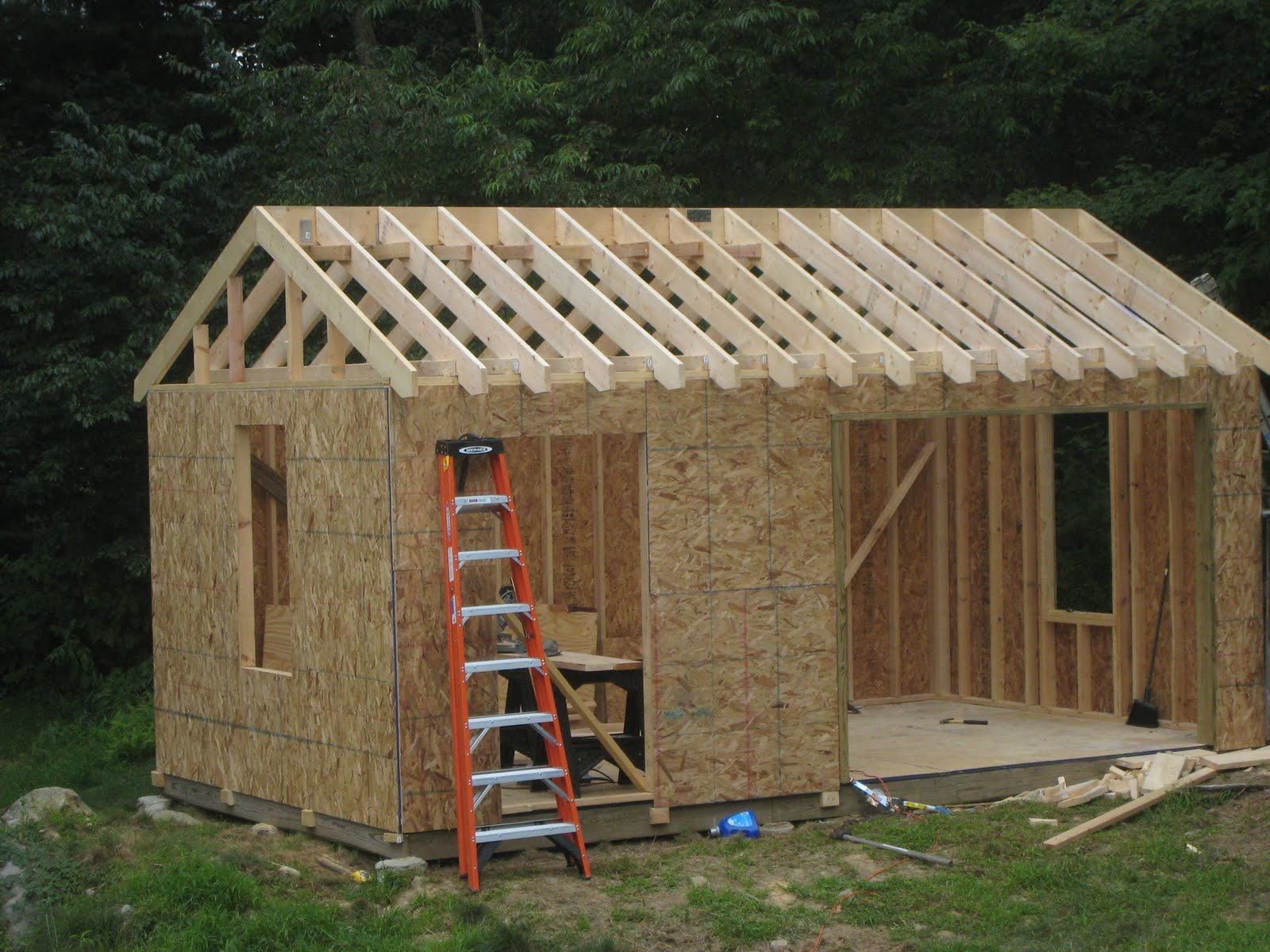 Design Schuur Free Storage Shed Building Plans Shed Blueprints