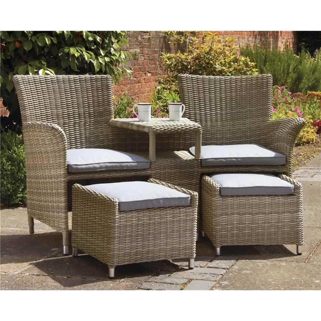 Garden Rattan Sofa Uk Shedswarehouse Garden Furniture Wentworth Rattan Collection Oos 2 Seater Wentworth Fixed Companion Set With Pullout Footstools Incl