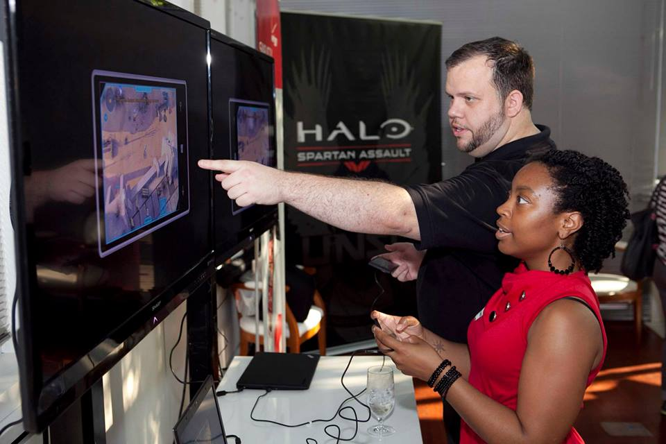 Microsoft Halo Reinvented Preview Party